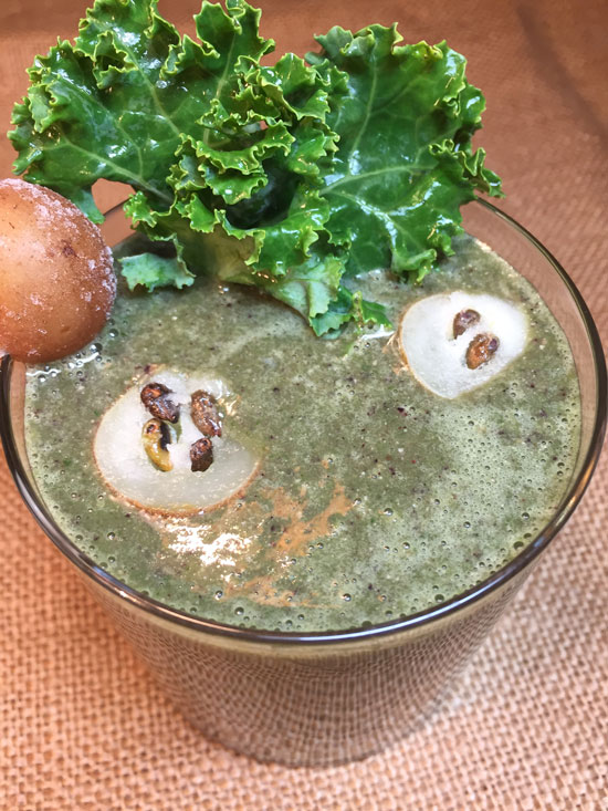 George's Gorgeous Green Smoothie