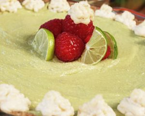 Simple-Key-Lime-Pie-cream