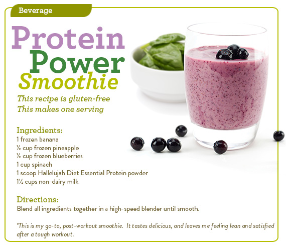 Protein Power Smoothie