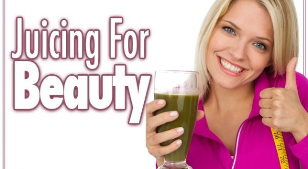 Juicing For Beauty