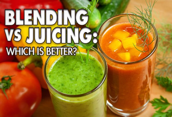 Why Is Slow Juicing Better : Blending vs Juicing: Which Is Better? - Health News from ...