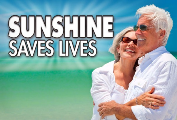 Sunshine Saves Lives - Health News from Hallelujah Diet