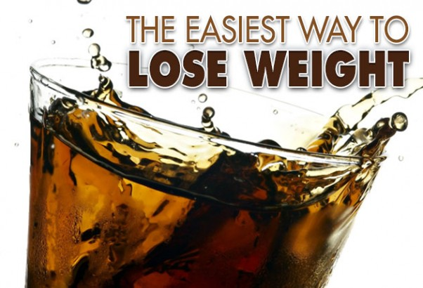 What the easiest way to lose weight fast