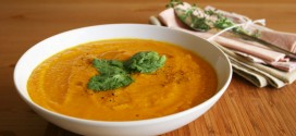 Curried Sweet Potato Soup - FI