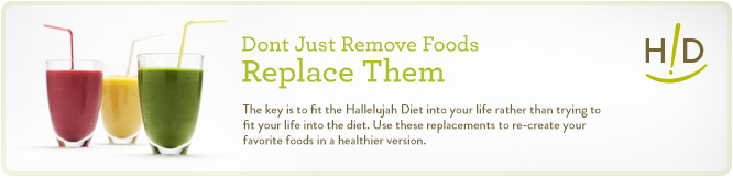 Hallelujah Diet Guide