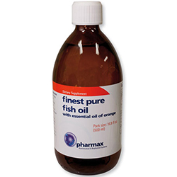 Pharmax Finest Pure Fish Oil