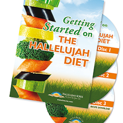 Getting Started on the Hallelujah Diet DVD