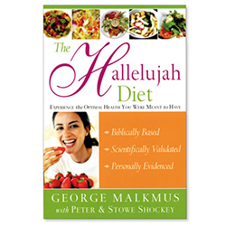 The Hallelujah Diet Book