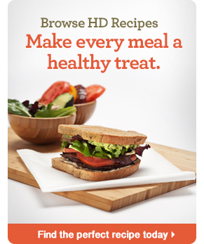 Make every meal a Healthy Treat