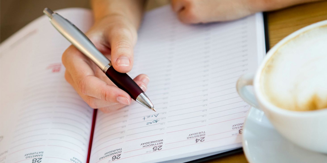 Simplify Your Schedule & Lifestyle