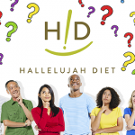 Hallelujah Diet Questions