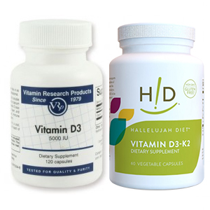 Vitamin D3-5000iu and K2