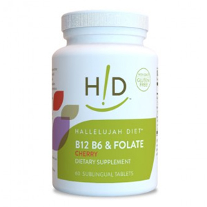Vitamin B12, B6 & Folate