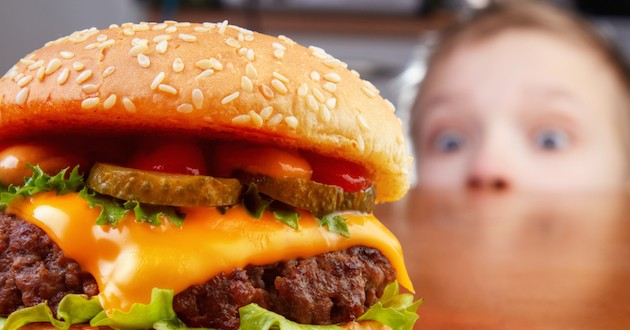 US Kids' Diet Puts Them On The Road To Heart Disease