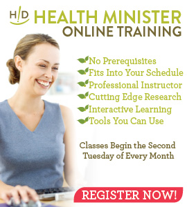 Health Minister Training
