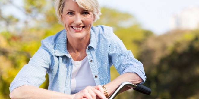 how to help an aged client make healthy lifestyle