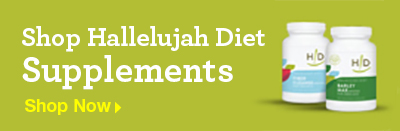 Hallelujah Diet Supplements