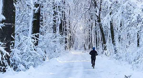 Tips for Managing an Exercise Routine during the Winter ...