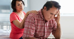 Older People Experience More Anxiety