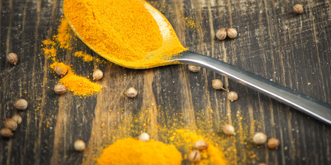 Beat chronic inflammation with the spice of the century.