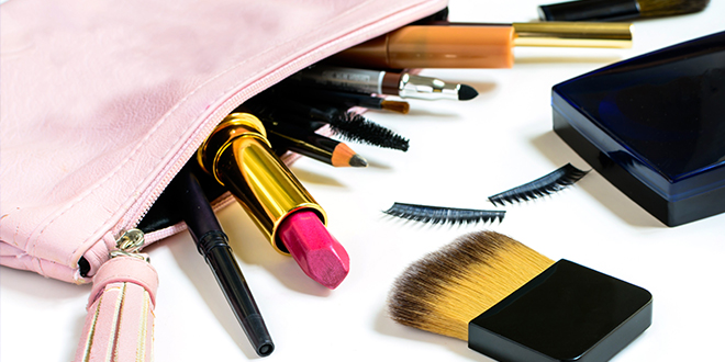 Even though a small bottle of makeup or personal care products seems to be harmless, the truth is that many of these products contain harmful, toxic ingredients.
