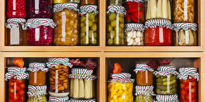 Food Preservation for a Raw Food Diet