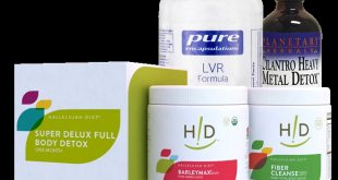 Skip the fad detox diets and try our Super Delux Detox Kit.