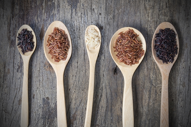 Understand the difference between grains.