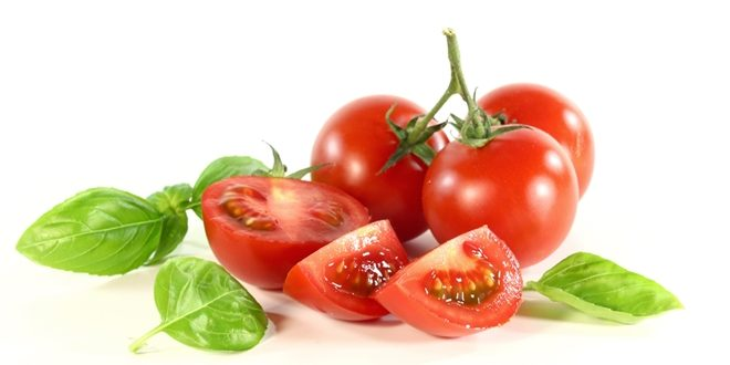 Tomatoes are great for prostate health.