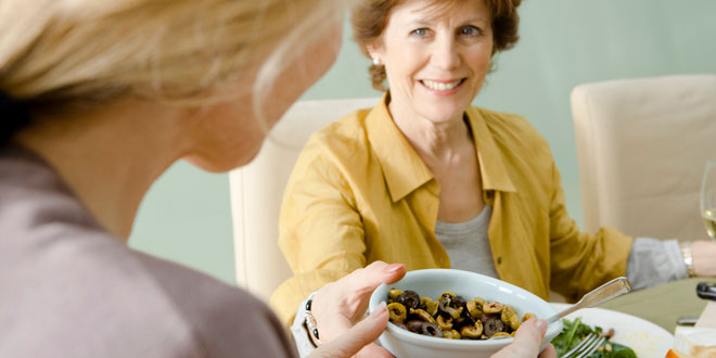 Manage Your Menopause Symptoms With Your Diet
