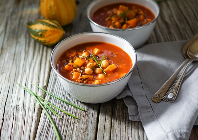 With fall's official arrival late last month, now's the perfect time to try new recipes for the change in seasons!