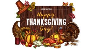 A Biblical Perspective of Thanksgiving