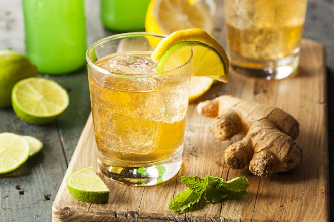 Incorporate ginger into your primarily raw, plant-based diet.