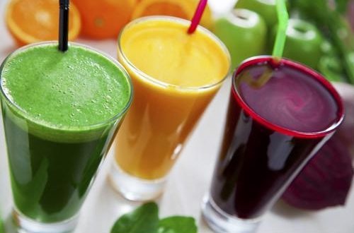 Improve your health today by juicing.