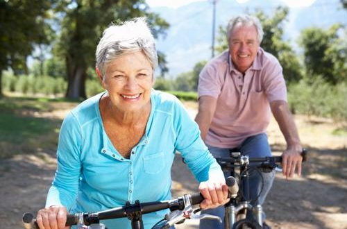 Consider how fitness can help reduce symptoms of menopause.