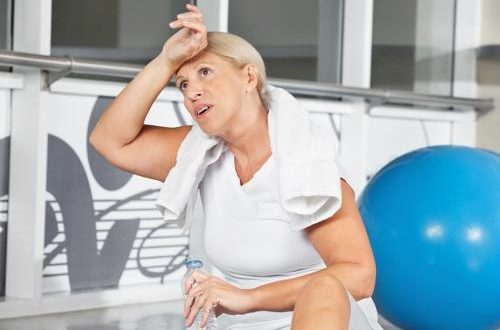 Don't let menopause get in the way of living your everyday life as you age.