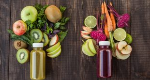 detox juices with ingredients