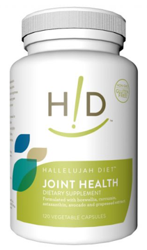 hallelujah diet joint health supplement