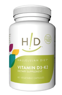 hallelujah diet vitam d supplement