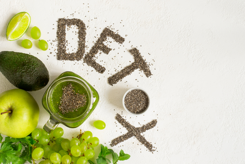 word detox made from chia seeds