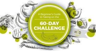 A Beginner's Guide to Taking on the 60-Day Challenge