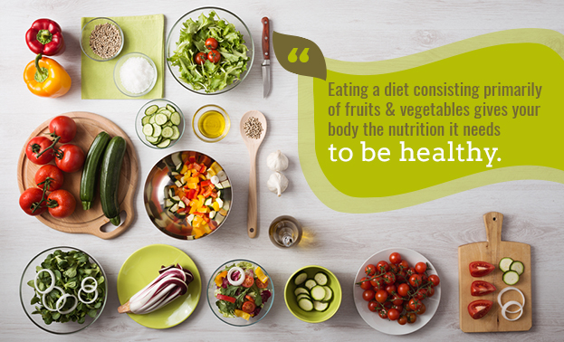 healthy diet quote