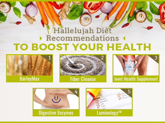 boost your health graphic