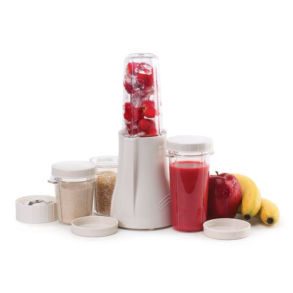 Tribest Personal Blender - with BPA Free containers