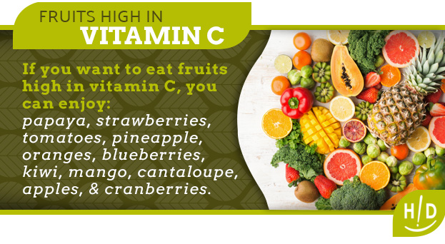 fuits vitamin c quote