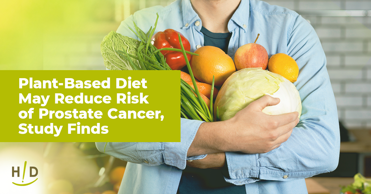 does a plant based diet prevent skin cancer