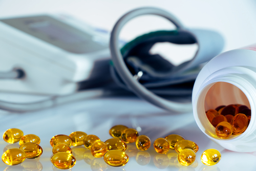 fish oil to prevent hypertension