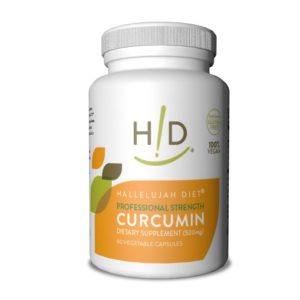 Professional Strength Curcumin