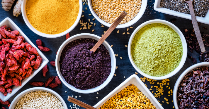 How Supplements Can Help with Superfood Nutrition Intake
